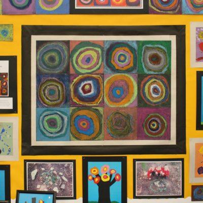 Art & Design – Kirtlington CE Primary School