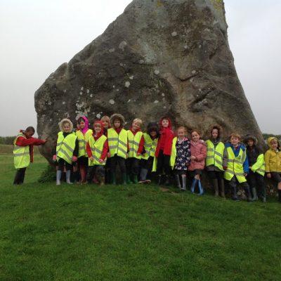 Willow Class Avebury Trip
