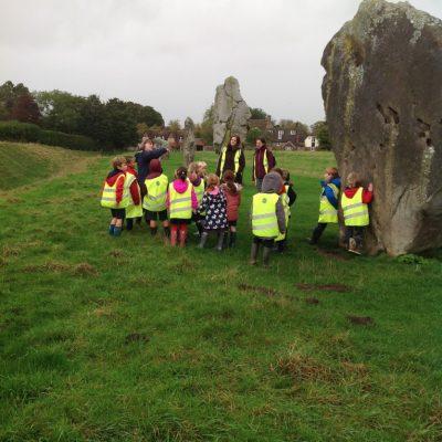 Exploring Avebury Stones