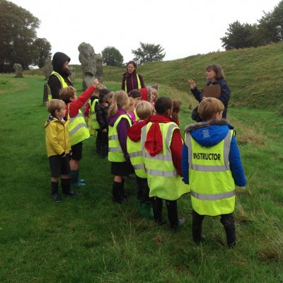 Learning about Avebury Stones